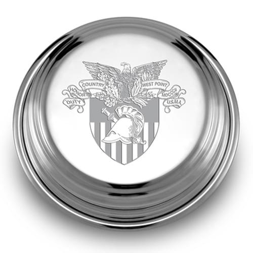 West Point Pewter Paperweight