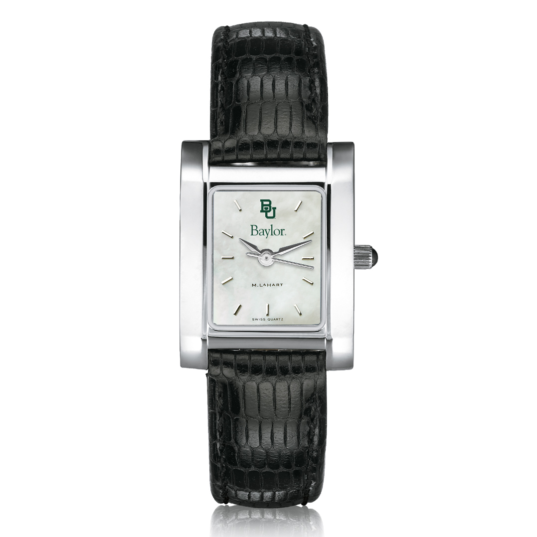 Baylor Women's MOP Quad with Leather Strap