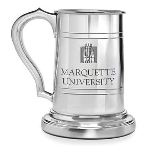 Marquette Pewter Stein