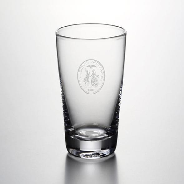 South Carolina Ascutney Pint Glass by Simon Pearce