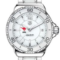 SMU Women's TAG Heuer Formula 1 Ceramic Diamond Watch Image-1 Thumbnail
