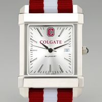 Colgate Men's Collegiate Watch w/ NATO Strap