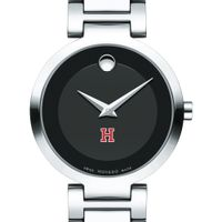 Harvard Women's Movado Museum with Steel Bracelet