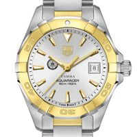 Merchant Marine Academy Women's TAG Heuer Two-Tone Aquaracer