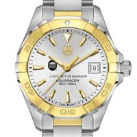 Ole Miss Women's TAG Heuer Two-Tone Aquaracer