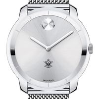 William & Mary Men's Movado Stainless Bold 44