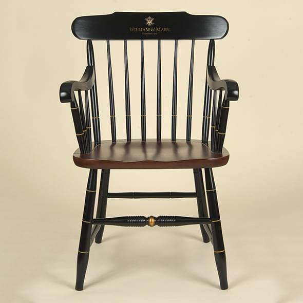 William & Mary Captain's Chair