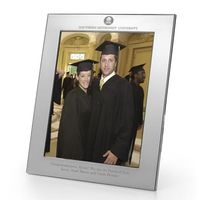 SMU Polished Pewter 8x10 Picture Frame