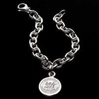 MIT Sterling Silver Charm Bracelet