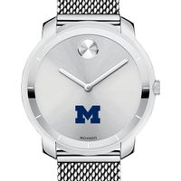 Michigan Women's Movado Stainless Bold 36
