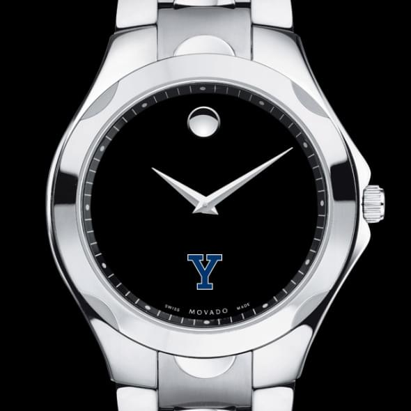 Yale Men's Movado Luno Sport with Steel Bracelet
