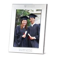 Princeton Polished Pewter 5x7 Picture Frame Image-1 Thumbnail