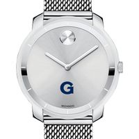 Georgetown Women's Movado Stainless Bold 36