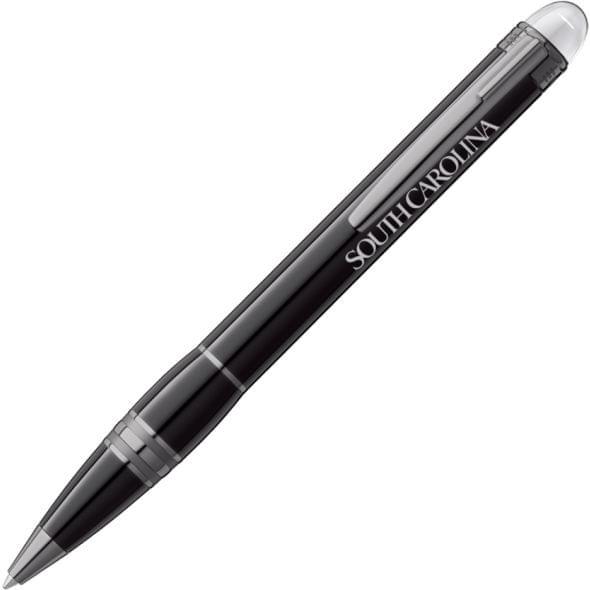 University of South Carolina Montblanc StarWalker Ballpoint Pen in Ruthenium