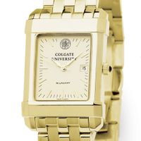 Colgate Men's Gold Quad with Bracelet