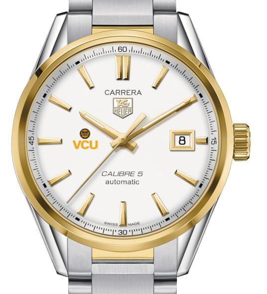 VCU Men's TAG Heuer Two-Tone Carrera with Bracelet