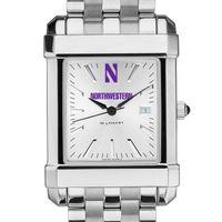 Northwestern Men's Collegiate Watch w/ Bracelet