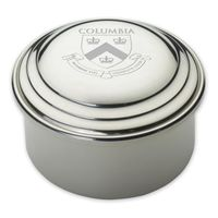Columbia Pewter Keepsake Box