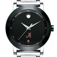 Alabama Men's Movado Museum Sport Bracelet