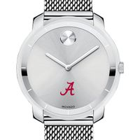 Alabama Women's Movado Stainless Bold 36