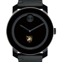 West Point Men's Movado BOLD with Leather Strap Image-1 Thumbnail
