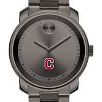 Colgate University Men's Movado BOLD Gunmetal Grey