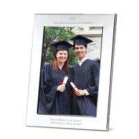 Penn State Polished Pewter 5x7 Picture Frame