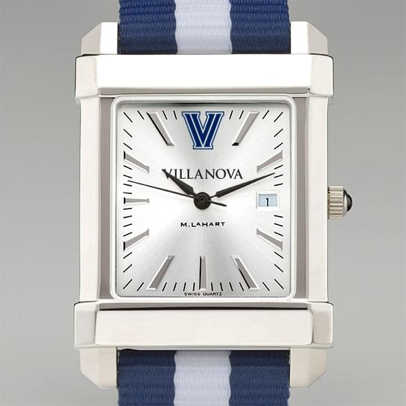 Villanova Men's Collegiate Watch with NATO Strap