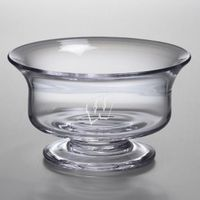 Wisconsin Large Glass Revere Bowl by Simon Pearce