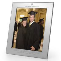 Wisconsin Polished Pewter 8x10 Picture Frame