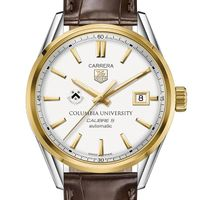Columbia Men's TAG Heuer Two-Tone Carrera with Strap