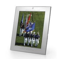 Air Force Academy Polished Pewter 8x10 Picture Frame