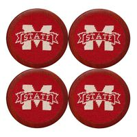 Mississippi State Needlepoint Coasters