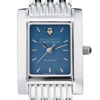 Chicago Women's Blue Quad Watch with Bracelet