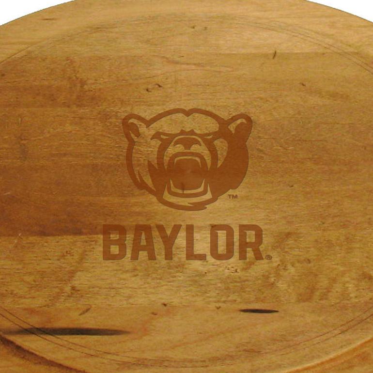Baylor Round Bread Server