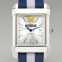 Michigan Men's Collegiate Watch w/ NATO Strap