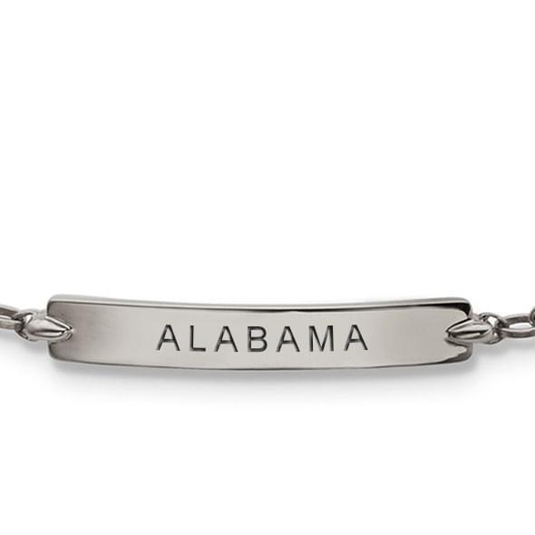 Alabama Monica Rich Kosann Petite Poesy Bracelet in Silver