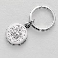 Tennessee Sterling Silver Insignia Key Ring