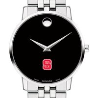 NC State Men's Movado Museum with Bracelet