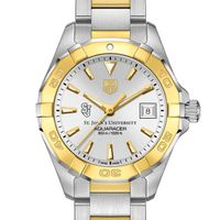 St. John's Women's TAG Heuer Two-Tone Aquaracer
