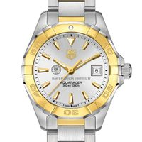 James Madison Women's TAG Heuer Two-Tone Aquaracer