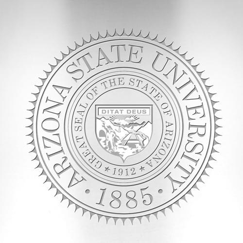 Arizona State Pewter Letter Opener