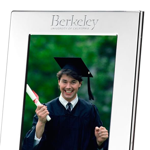 Berkeley Polished Pewter 4x6 Picture Frame