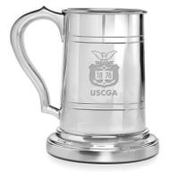 Coast Guard Academy Pewter Stein