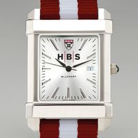 Harvard Business School Men's Collegiate Watch w/ NATO Strap