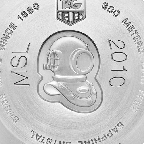 Yale Men's TAG Heuer Steel Aquaracer