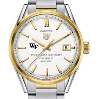 Wake Forest Men's TAG Heuer Two-Tone Carrera with Bracelet