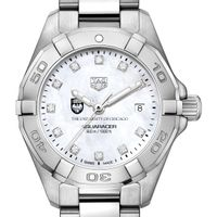 Chicago Women's TAG Heuer Steel Aquaracer with MOP Diamond Dial