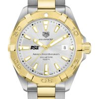 Arizona State Men's TAG Heuer Two-Tone Aquaracer