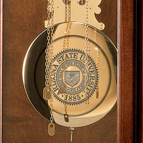 Arizona State Howard Miller Grandfather Clock